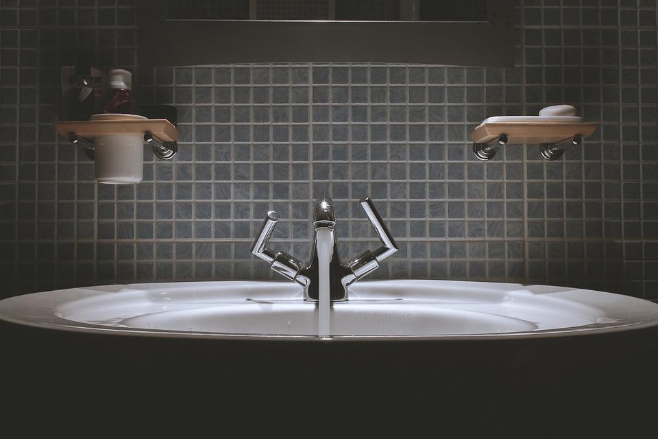 Nettoyage de base après le bain de bien-être